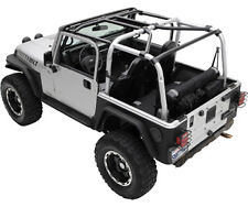 Smittybilt SRC Cage Kits, Roll Bar add on, Jeep Wrangler TJ 1997-2006, p/n76900