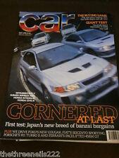 CAR MAGAZINE - JAPAN'S NEW BANZAI BARGAINS - MAY 1998
