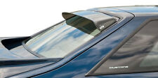 79-93 Ford Mustang GTS Solarwing Acrylic Rear Window Deflector Spoiler NEW 51155