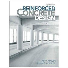 Reinforced Concrete Design (8th Edition) by Limbrunner, George F.