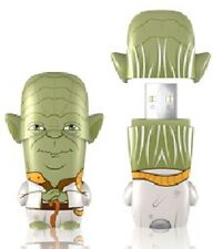Star Wars Mimobot Yoda Figure 4GB USB Flash Drive NEW