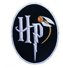 Harry Potter HP logo Costume Embroidered Iron Patches