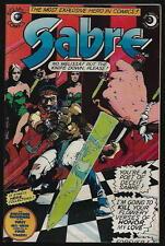 SABRE US ECLIPSE COMIC VOL.1 # 3/'82
