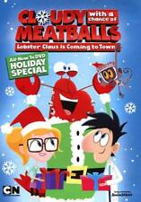 CLOUDY WITH A CHANCE OF MEATBALLS/HOTEL TRANSYLVANIA/THE SMURFS NEW DVD
