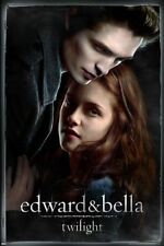 TWILIGHT Movie Poster - EDWARD & BELLA Full Size 24x36 Print ~ Vampire Pattinson