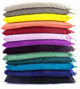 Heat Pack BULK x 3 Cool Bag CHOOSE Colour Scent 100% Cotton Wheat 33x16cm