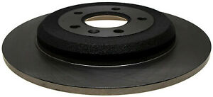 Disc Brake Rotor-Coated Rear ACDelco Advantage 18A2629AC