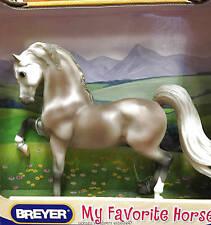 Breyer Model Horses 2010 My Favorite Horse Grey Shaded Sherman Morgan Baxter