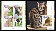Guinea Bissau 2020 Cats. (302)