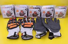 Mechanix Wear ORHD Knit CR5 Cut Resistant Safety Work Gloves - Large ( 2 Pairs )