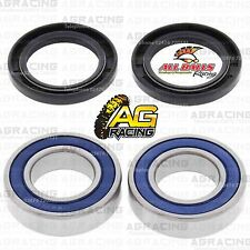 All Balls Front Wheel Bearings & Seals Kit For Kawasaki ZX 600 (ZX-6R) 2008 08