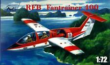 Avis Models 1/72 RFB FANTRAINER 400 Thai Air Force Trainer