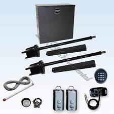 Apollo 1650 ETL Gate Opener Kit 5 Dual Arm Solar Residential Swinging Operator