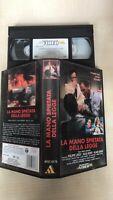 La mano spietata della legge - VHS, ottime condizioni