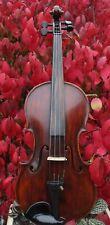 Pre WW II John Juzek 4/4 violin, Violin maker in Prague.