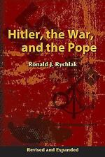 """New """"Hitler, the War, and the Pope"""" by Ronald Rychlak (Revised & Expanded H/C)"""