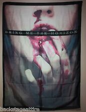 BRING ME THE HORIZON BMTH Blood Lust Fabric Cloth Poster Flag Wall Tapestry-New