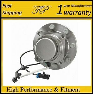 Front Wheel Hub Bearing Assembly for Chevrolet Silverado 2500HD (2WD) 01-07