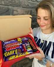 Chocolate Box Gift | Cadbury Chocolate Hamper | Chocolate Bouquet, Selection Box
