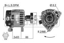 A0013 ALTERNATORE FORD FOCUS SW (DNW) 1.8 Turbo DI / TDDi 90 CV 66 KW