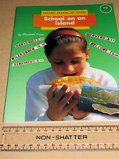 Schools Around the World: School on an Island E. Pryse (Paperback 1994) 32 pages