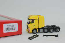 Herpa 304368 Yellow Mercedes-Benz Slt Lorry Tractor 1:87