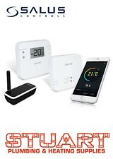 Salus - Programmable Internet Thermostat Smart Phone Controlled - RT310i