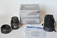 Olympus Zuiko 50mm f2.0 Macro lens