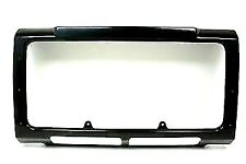LAND ROVER DEFENDER - AIR CON FRONT GRILLE SURROUND BLACK GLOSS TF276