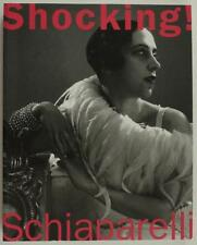 PB Fashion Textile Art Book SHOCKING The Art & Fashion of Elsa SCHIAPARELLI