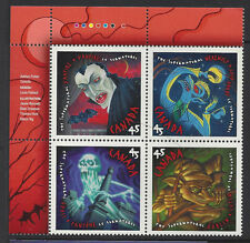 CANADA. Supernatural. 1997 Scott 1668a. Block of 4. MNH (BI#24)