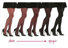 BOOTS BLACK NUDE COLOUR TIGHTS, HOLD UP, STOCKING, KNEE HI, ANKLE, OPAQUE, SHEER