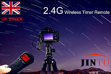 Jintu Intervalometer Wireless Timer Remote fo Canon 70D 60D 700D 650D 600D 1100D