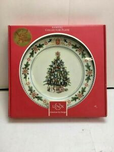 Lenox Finland Christmas annual Around the World  Collector Plate 2014