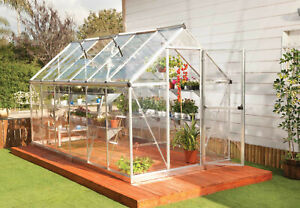 Maze Palram 6ft x 12ft Greenhouse with 5 year warranty Fast Dispatch
