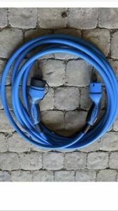 Used Mennekes Type 2 EV Charging Cable, 32A, 7.5m