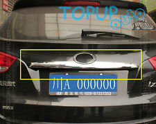 FIT FOR HYUNDAI IX35 TUCSON REAR HATCH TAILGATE TRUNK LID TRIM MOLDING COVER
