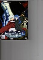 Dungeon ni Deai wo Motomeru no wa Machigatteiru Darou ka 3 Vol.1-12End Anime DVD