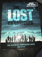 The Lost Chronicles : The Official Companion Book by Mark Cotta Vaz (2005,...