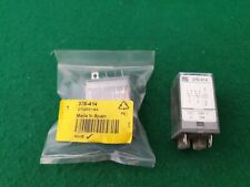 Releco  C7 DPDT  Relay  115 VAC Coil 10 Amp