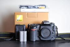Nikon D300s 12.3 MP DSLR Camera - Low Clicks!