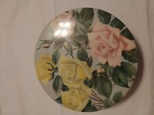 Huntley and Palmers Biscuits - Collectible Tin Roses Themed