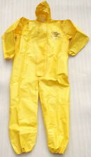 Dupont Tychem Br Overall Personal Protection Chemical Spill Safety Suit