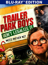 Trailer Park Boys: Don't Legalize It (2015, Blu-ray NEW)