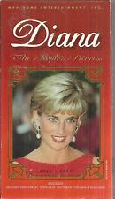 Diana: The People's Princess VHS Very Good