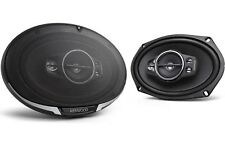 "KENWOOD KFC-6995PS 6"" x 9"" 5 WAY CAR AUDIO COAXIAL SPEAKERS 650 Watt Max (PAIR)"