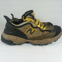 New Balance 801 Trail Running ML801SB Brown Gold Yellow All Terrain Men's
