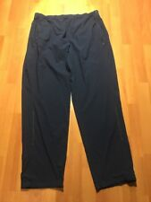 LULULEMON Mens Pants Size XXL Navy Blue Color