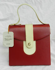 Tuscan Designs Leather Jewellery Box - Travel Jewellery Box - BNWT