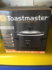 NEW - Toastmaster 1.5 Quart Slow Cooker.